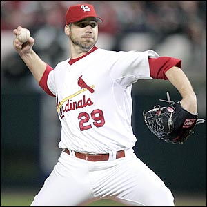 Aw, Crud – Chris Carpenter is Back