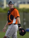 Wieters is having a great spring