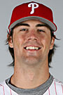 Hamels hasn't been smiling in 09