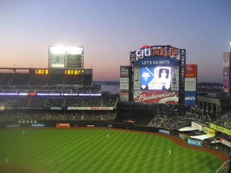 Citi Field, home of the ?