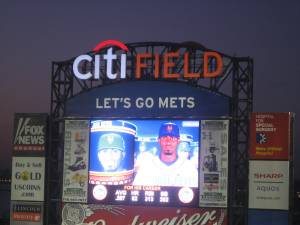 The only place you will Mets at Citi Field