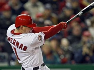 Ryan Zimmerman finally has some star-studded company in Washington