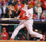 Ibanez leads the best OF in baseball
