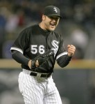 Buehrle tossed a perfect game