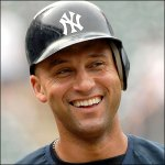 Jeter had plenty of reasons to smile in July