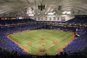 This is what the Metrodome may look like in late September
