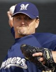 Hoffman will be back with the Brewers