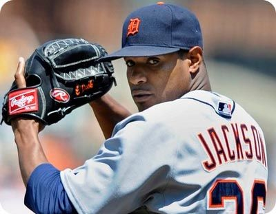 German born Edwin Jackson.